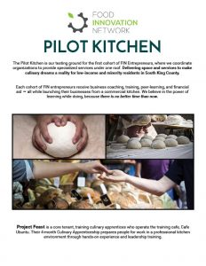 Pilot Kitchen Flier