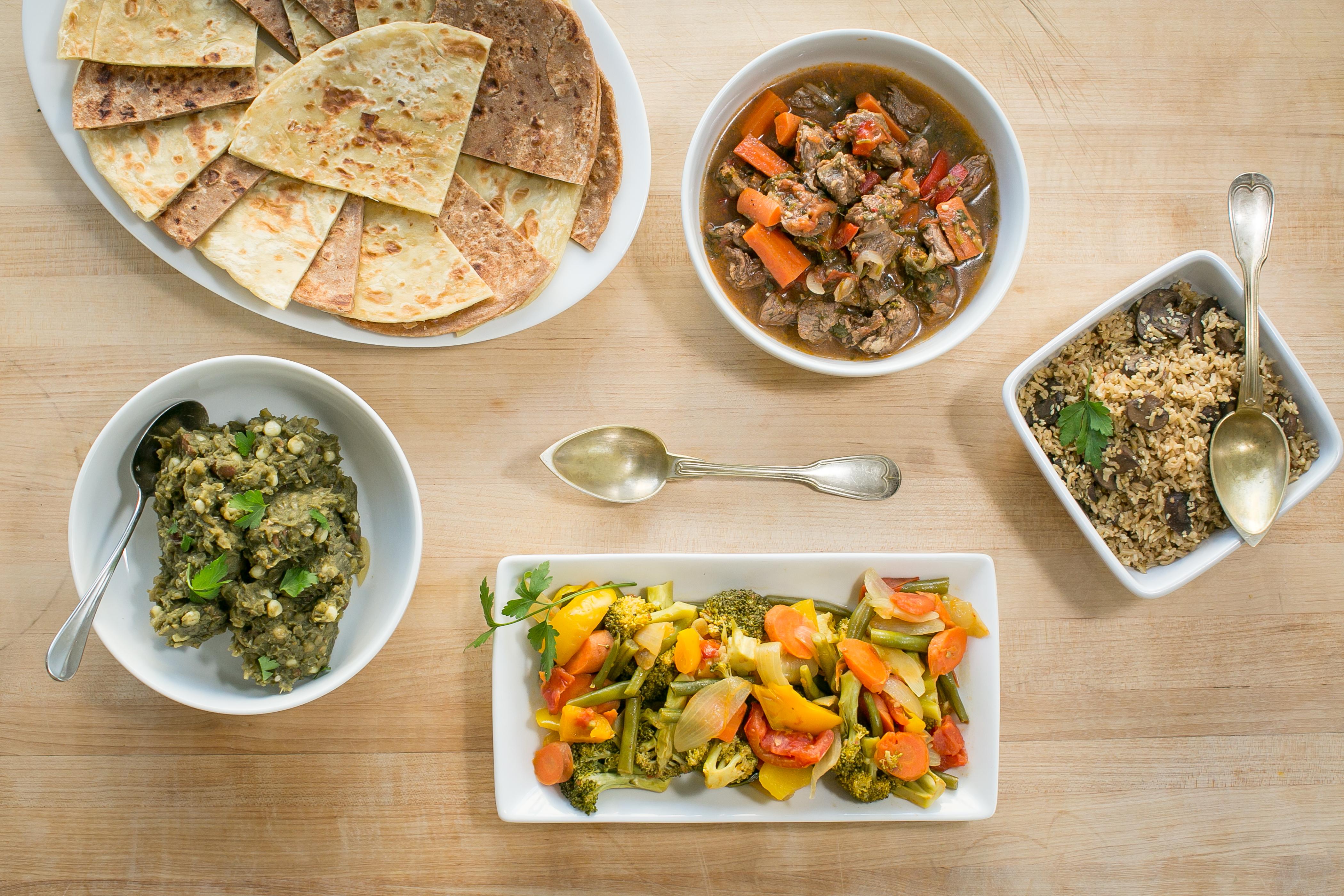 Sherehe Kenyan Kitchen cuisine